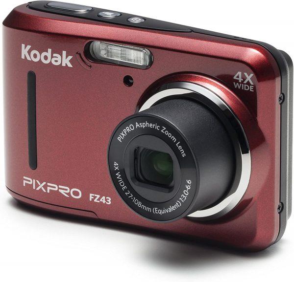 Kodak PIXPRO F743 4X Zoom Digital Camera