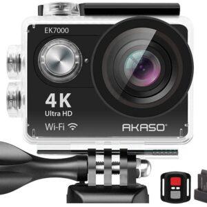 AKASO EK7000 4K Ultra HD Sports Action Camera