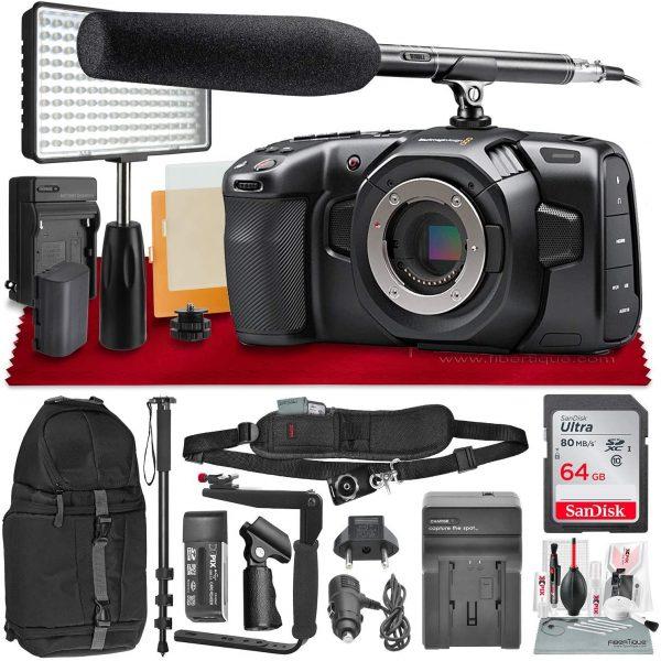 Blackmagic 4K Pocket Cinema Camera 1