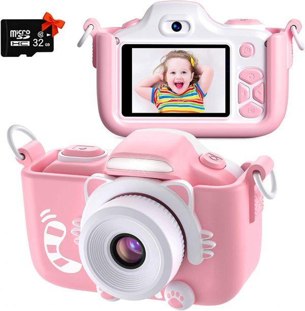 Twinto Kids Selfie Video Digital Camera