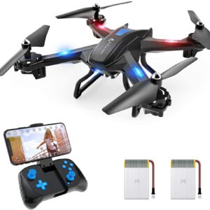 SNAPTAIN S5C Smart Voice Control Drone with 1080P HD Camera