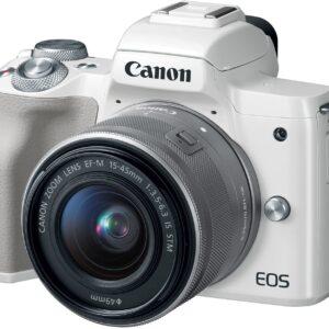 Canon EOS M50 Mirrorless Vlogging Digital Camera