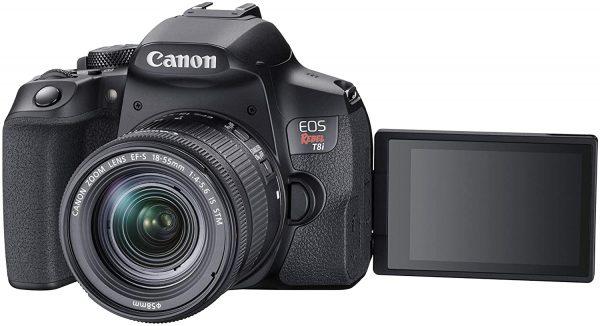 Canon EOS Rebel T8i Digital Camera 1