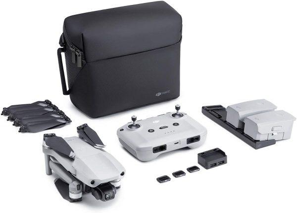 DJI Mavic Air 2 Fly More Combo Drone with 48MP 8K Camera