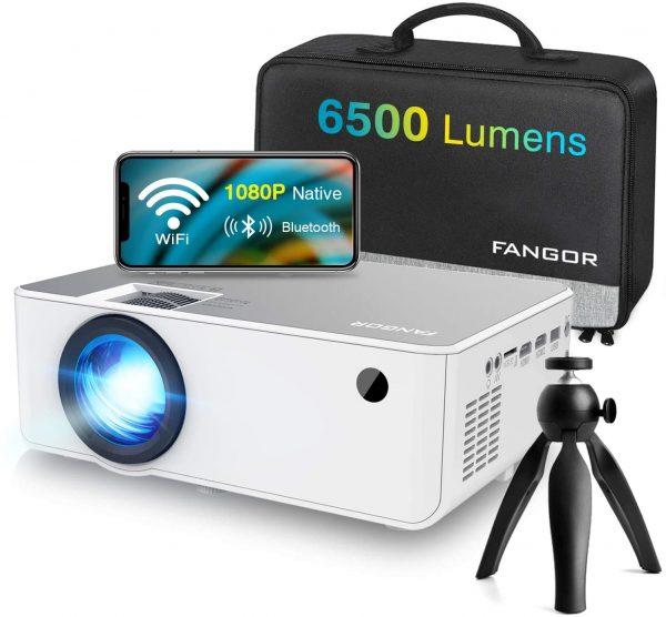 FANGOR 1080P Full HD Projector