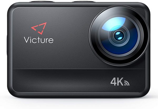 Victure 4K AC940 5M Bare Machine Waterproof Sports Action Camera