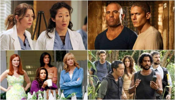 Grey's Anatomy, Prison Break, Ugly Betty, Desperate Housewives and Lost are joining Disney