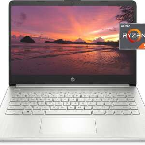 HP 14 Laptop with Anit-Glare Screen (256 GB)