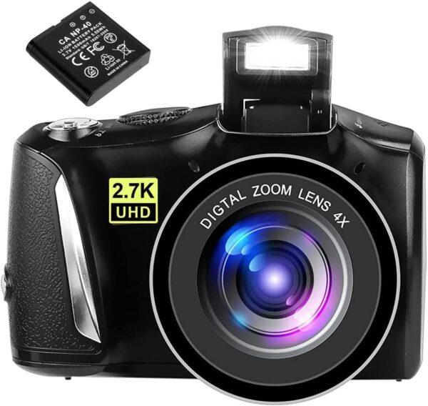 Digital Vlogging Camera Review