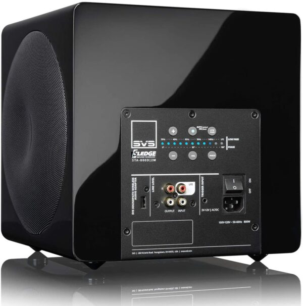 SVS 3000 Micro Subwoofer Review