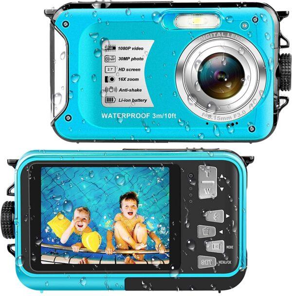 Waterproof Underwater Camera Review