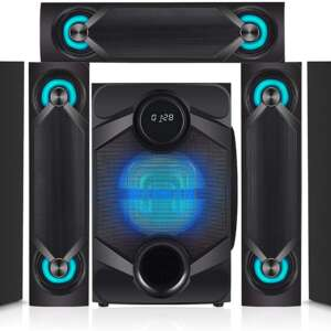 Nyne NHT5.1RGB 5.1 Home Theatre System