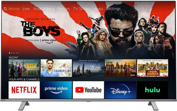 Toshiba C350 Fire TV Review