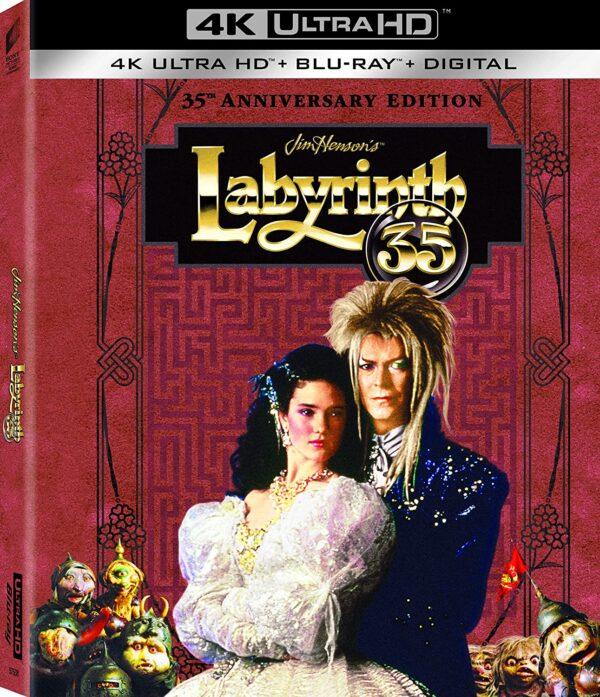 Labyrinth 35th Anniversary Edition