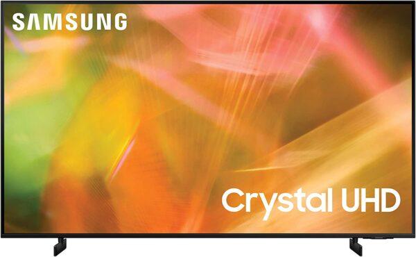 SAMSUNG AU8000 Crystal UHD Smart TV Review