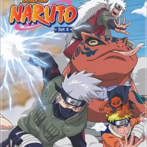Naruto Set 4