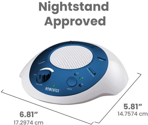HoMedics Sound Machine Review