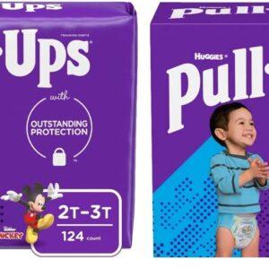Huggies Pull Ups Training Pants