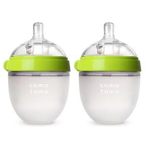 Comotomo Baby Bottle Review