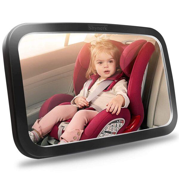 Shynerk Baby Car Mirror Review