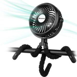 Battery Operated Stroller Fan