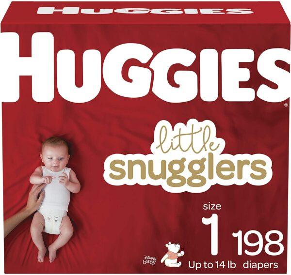 Huggies Little Snugglers Baby Diapers